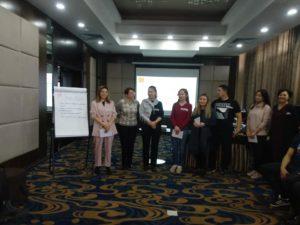 HR школа базовый курс в Бишкеке: чему научились участники за 4 дня?