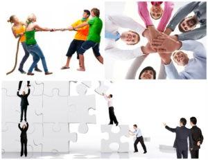 Тимбилдинг - помощник HR менеджера
