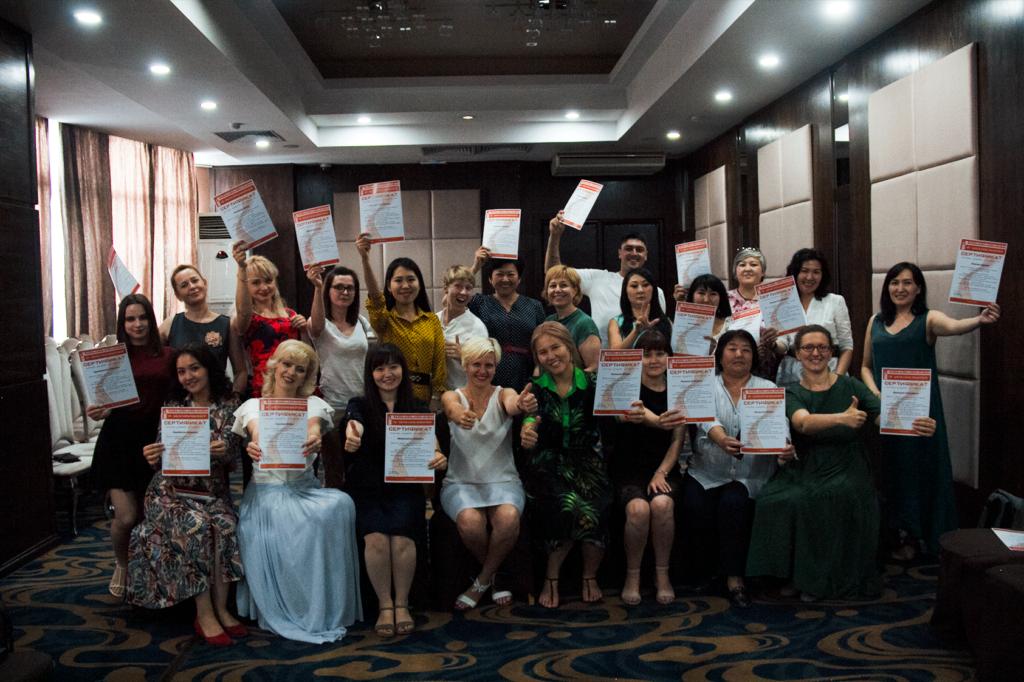 В Бишкеке прошел Базовый курс HR школы