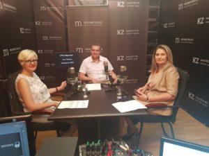 """Запущен новый проект """"PRO-персонал"""" совместно с Общественным радио """"МедиаМетрикс Казахстан"""""""