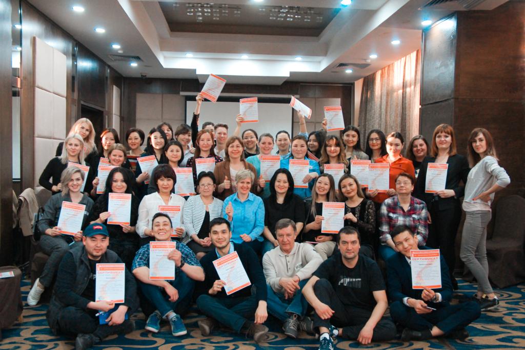 Продвинутый курс HR школы в Бишкеке