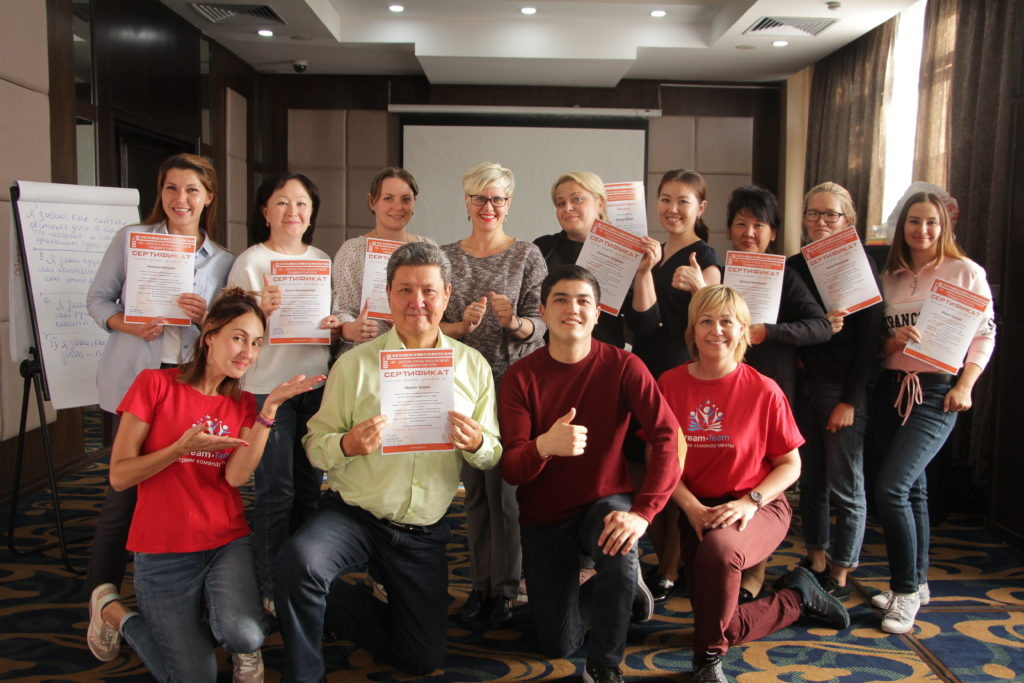 В Бишкеке прошел Продвинутый курс HR школы