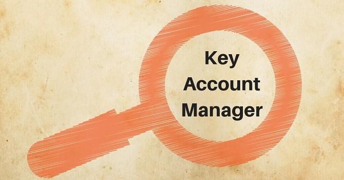 Открыта вакансия Key аккаунт-менеджера